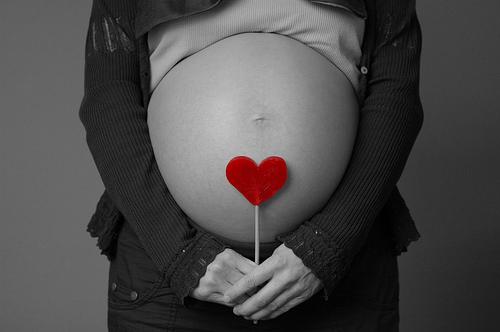 Imagenes tiernas de mujeres embarazadas - Imagui