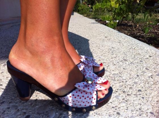 zapatos tacon embarazo