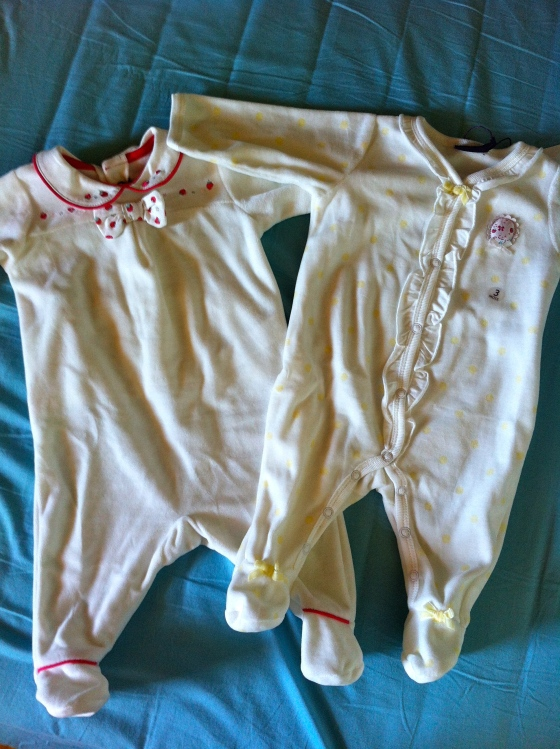 ropa bebe 3 meses