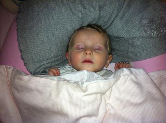 sueño del bebe