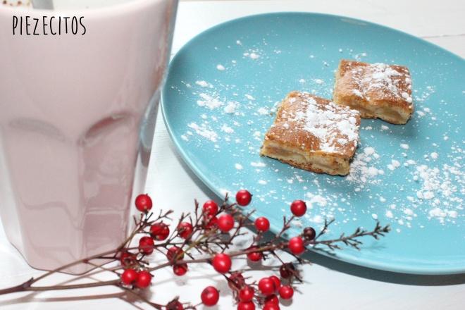 receta tarta manzana rellena